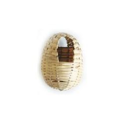 Nido di bambu con gancio