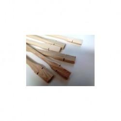 Posatoi di legno 27 cm