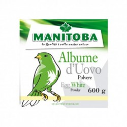 Albume d'uovo Manitoba 600g. Scad. 12/2021