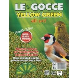 LE GOCCE YELLOW GREEN 900g. 12/2020