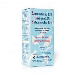 Chemifarma SDS ANTICOCCIDIOSI 45 ml.Scad. 01/2023