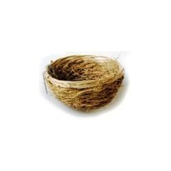 Nido di bambu e cocco diametro 10/11 cm.